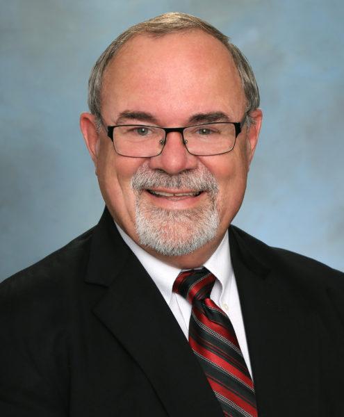 Foundation Board member, Gary Chandler