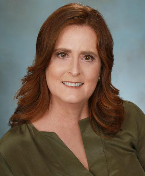 Foundation Board member, Angie Clark