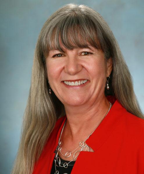 Foundation Board member, Erika Hennings