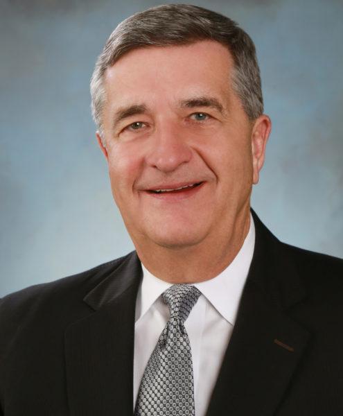 Foundation Board member, Paul Koethka