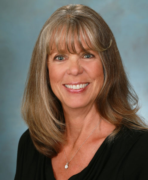 Foundation Board member, Vickey Melcher