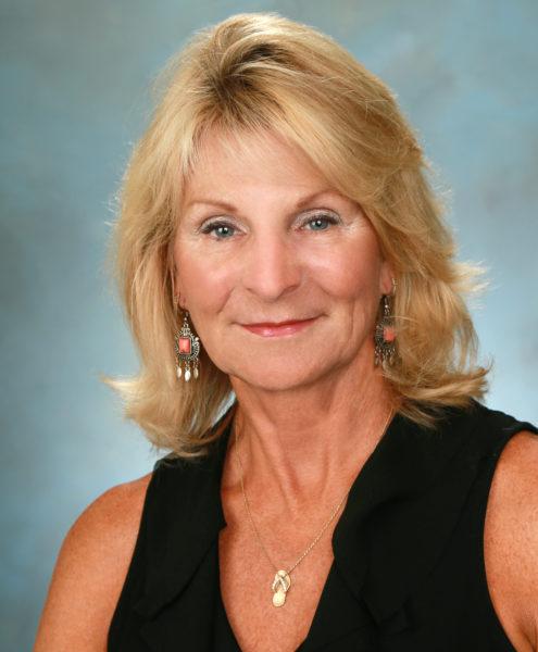Foundation Board member, Patti Paris