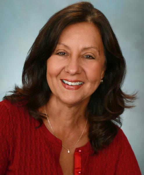 Foundation Board member, Juanita Richards