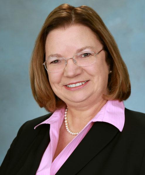 Foundation Board member, Linda Schoonmaker