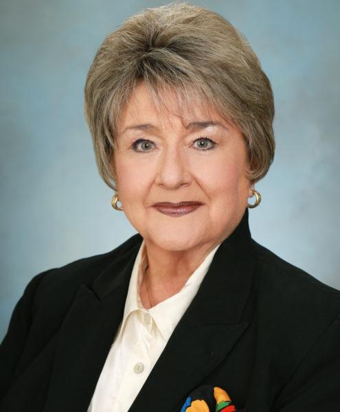 Foundation Board member, Katherine Swinger Franz