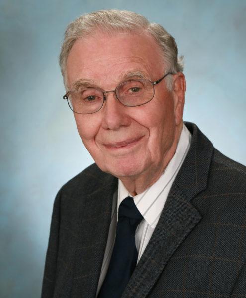 Foundation Board member, John Townsend