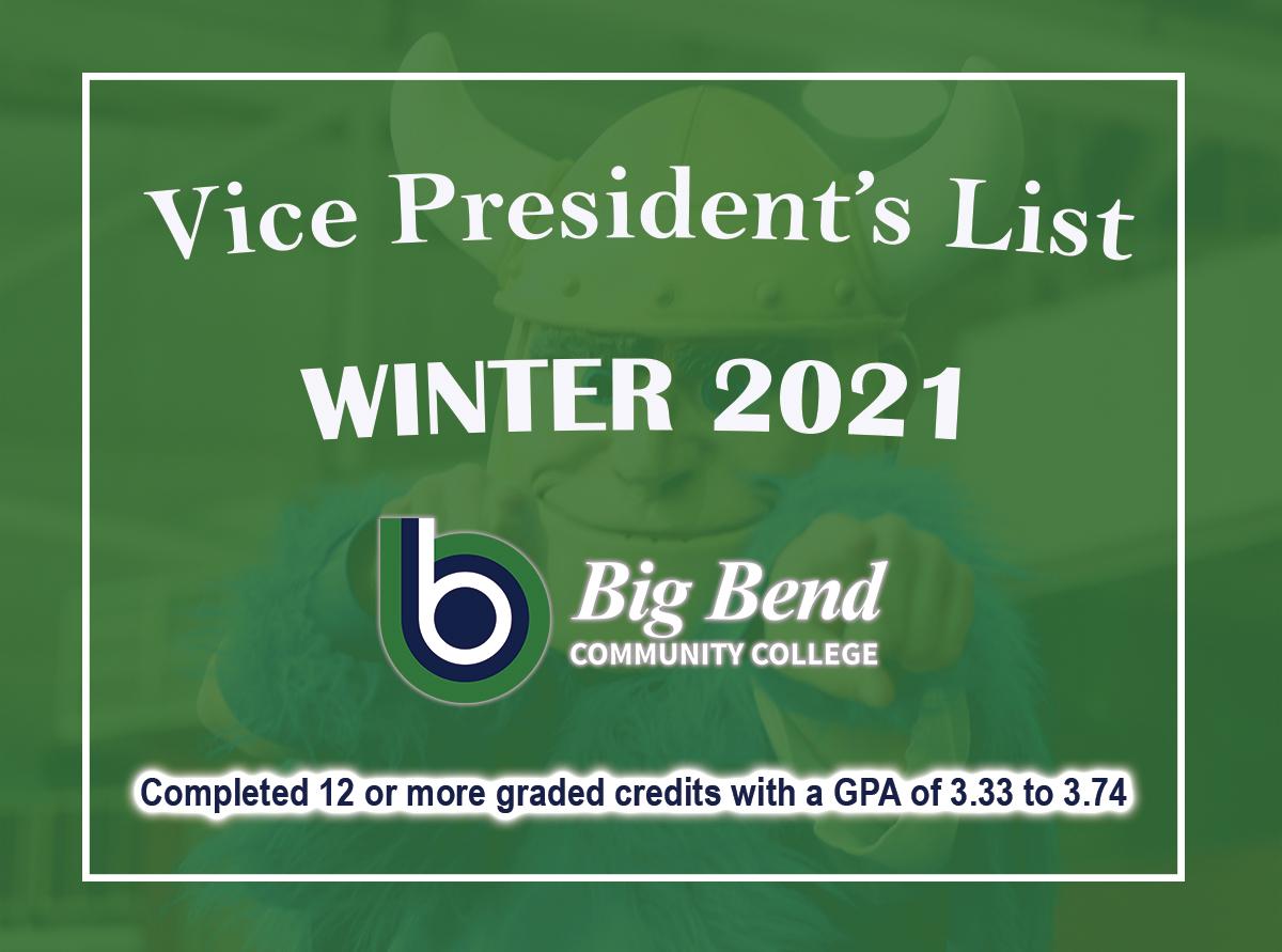 Vice President's list