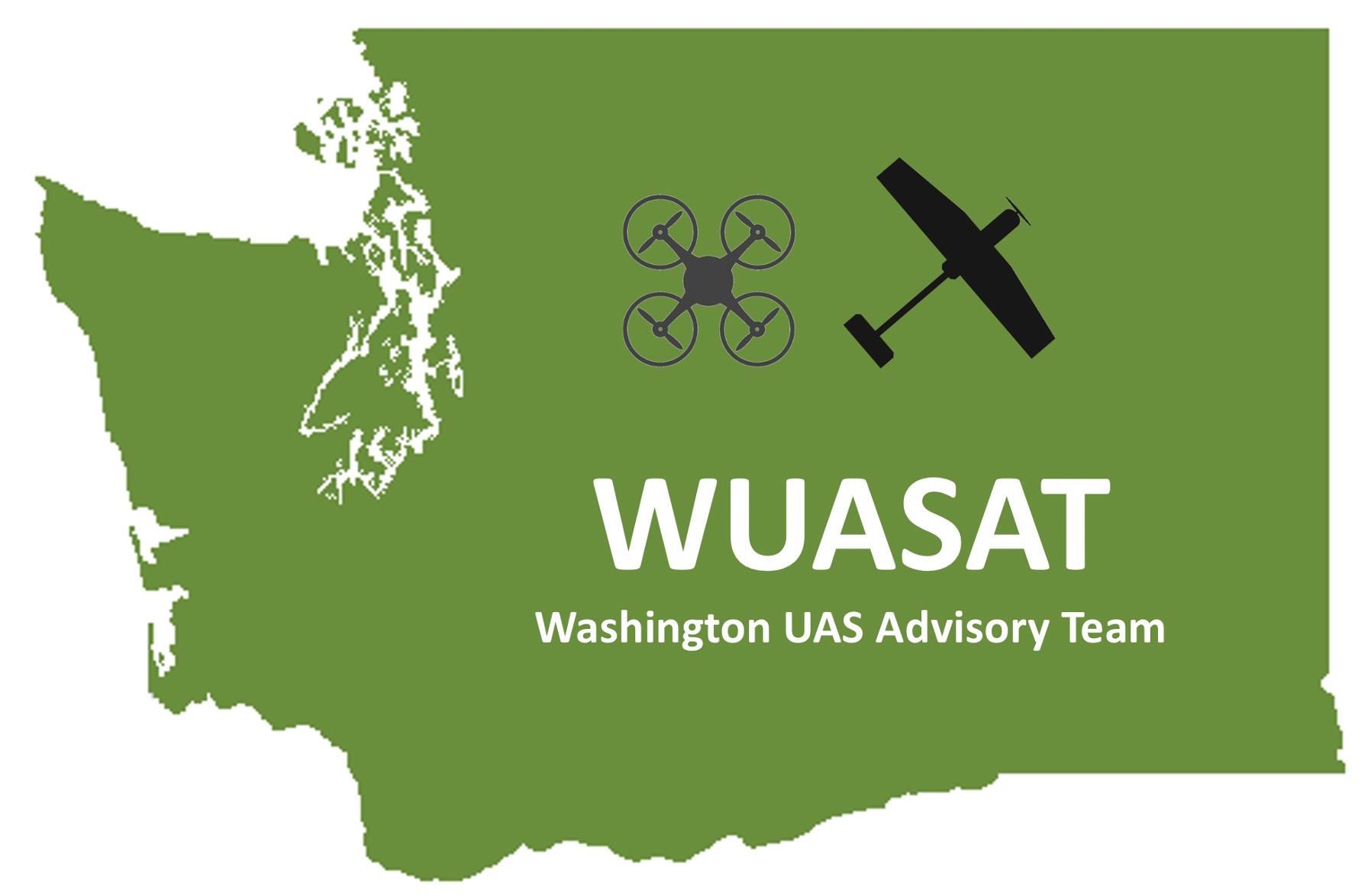 WUASAT logo